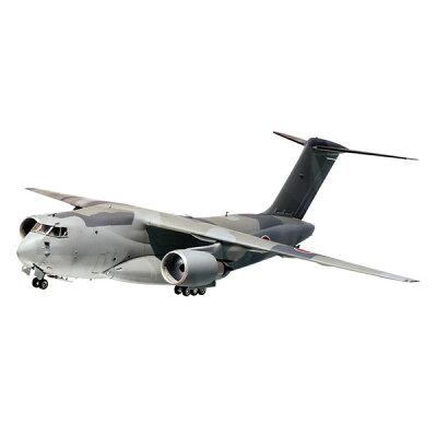 1/144 航空機 No.3 航空自衛隊 C-2 輸送機 プラモデル アオシマ