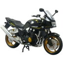 完成品バイクモデル 1/12 ホンダ CB1300 SUPER BOLD'OR ブラック スカイネット
