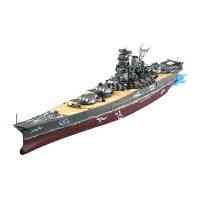 8月発売予定 スカイネット 1/700 プラモデル ファンタシースターオンライン2 幻創戦艦・大和