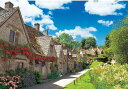 世界の風景 はちみつ色の町 コッツウォルズ-イギリス 300ピース アポロ アポロ48-618ハチミツイロノマチコ