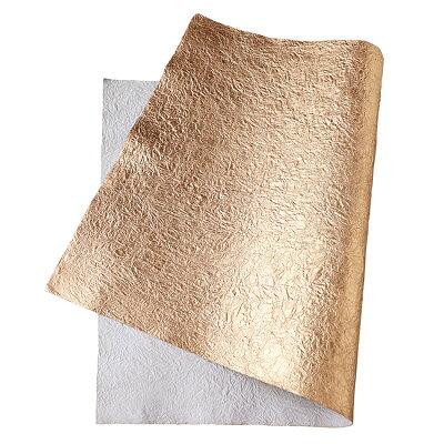 もみ紙 金 和紙 約92cm×63cm