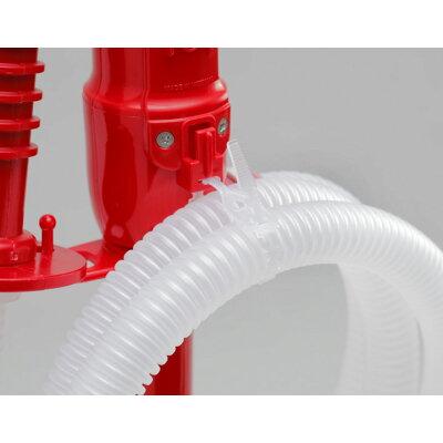 エムケー精工(MK精工) 電動給油ポンプ スピーダー(ホース長さ1.7m) BP-121R レッド