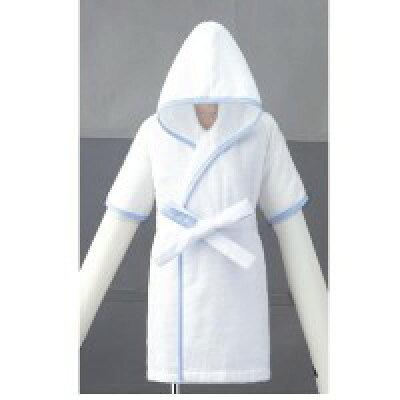 内野 uchino towel gallery tgマシュマロn ベビーローブ 子供用バスローブ    rn98113p b