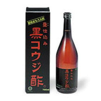 サンヘルス 黒コウジ酢(720mL)