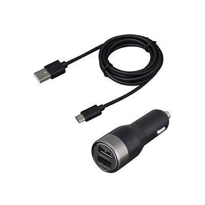 セイワ USBソケット 1.5m TYPE-Cケーブル 充電器 SEIWA D491