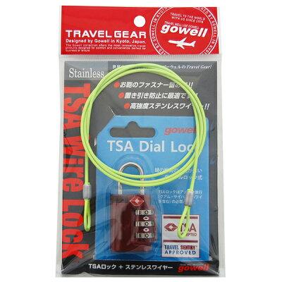 gowell/ゴーウェル 01330 TSA蛍光ワイヤーLX R