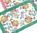 川島織物セルコン ミントン ギフト ハドンホール バスマット 45×65cm FTY1210 G・グリーン