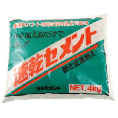 ソツカンセメント カテイカカク 4kg グレ-