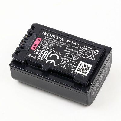 SONY リチャージャブルバッテリーパック NP-FV50