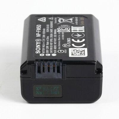 SONY リチャージャブルバッテリーパック NP-FW50