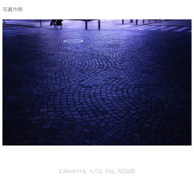 SONY レンズ レンズ E24F1.8ZA