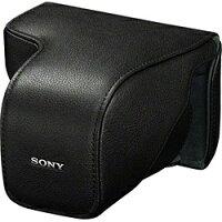 SONY レンズジャケット LCS-EL70 B