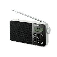 SONY ワンセグラジオ XDR-55TV(B)