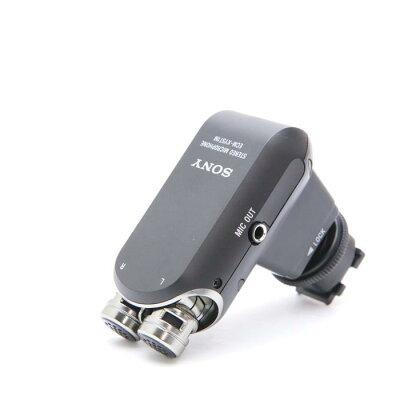 SONY ステレオマイク ECM-XYST1M