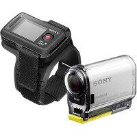 SONY HDビデオカメラ HDR-AS100VR