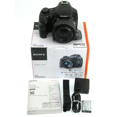 SONY コンパクトデジタルカメラ Cyber-Shot HX DSC-HX400V