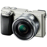 SONY パワーズームレンズキット α6000 ILCE-6000 ILCE-6000L(S)