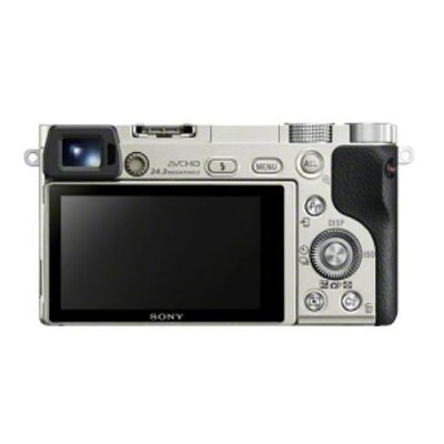 SONY ダブルズームレンズキット α6000 ILCE-6000 ILCE-6000Y(S)
