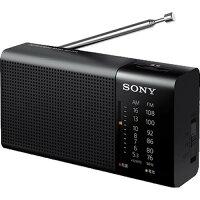 SONY ポータブルラジオ ICF-P36
