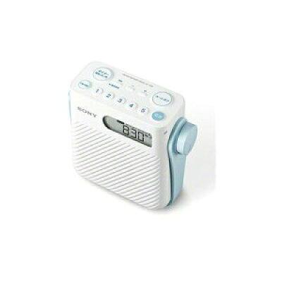 SONY シャワーラジオ ポータブルラジオ ICF-S80