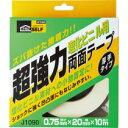 ニトムズ 超強力両面テープ塩ビ用厚手36巻入 J1090