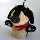 フィンガーパペット QunQun(クンクン) ミニチュアダックスフンド (雑貨/スマートフォン/犬)