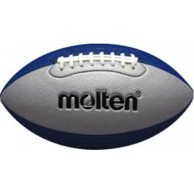 molten モルテン フラッグフットボールジュニア Q4C2500-SB シルバー×ブルー