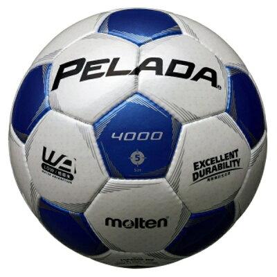 モルテン サッカーボール ペレーダ4000 5号 F5P4000-WB(1コ入)