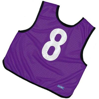 モルテン molten ゲームベスト蛍光紫1~10 GB0113-KP