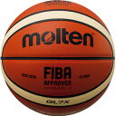 モルテンmolten バスケットボール7号球GL7X 色:オレンジ×アイボリー  品番:BGL7X 球技・