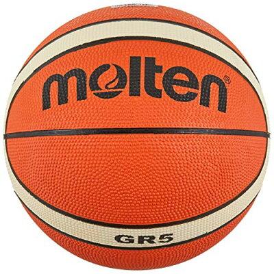 molten モルテン  バスケットボール gr7 bgr7-oi オレンジ アイボリー 7号