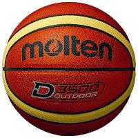 モルテン アウトドアバスケットボールBR/CR6ゴウ B6D3500