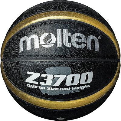 モルテン molten バスケットボール 黒×金 7号球 B7Z3700-KZ