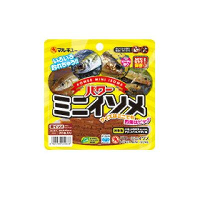 マルキューマルキュー パワーミニイソメ 茶イソメ /メーカーマルキュー MARUKYU
