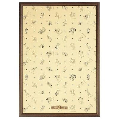 ディズニー専用木製パネル 1000ピース用 ブラウン(1コ入)