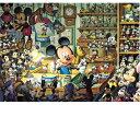 テンヨー 300ピース ミッキーのおもちゃ工房