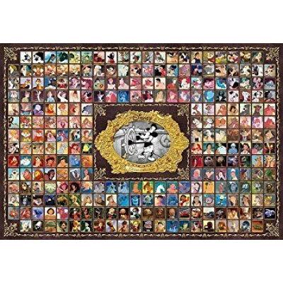ジグソー ディズニー&ピクサー コレクション 1000ピース(D-1000-383)(テンヨー)