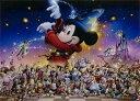 ディズニー ツネオ・サンダ Mickey's Party 2000ピース テンヨー テンヨーD2000-613MickeysParty