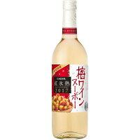 チョーヤ梅酒 CHOYA 梅ワインヌーボー'17 720ml