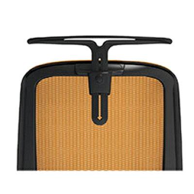 オカムラ オフィスチェア シルフィ- オプションパーツ ハンガー ブラックフレーム C6926Y-G721