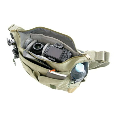 ETSHAIM V300 EG キング カメラバッグ アースグリーン ETSHAIMV300EG