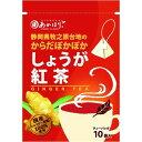 赤堀商店 国産生姜紅茶 2gX10袋