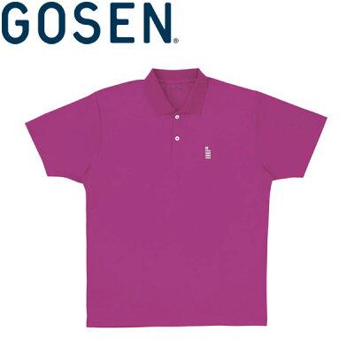 GOSEN/ゴーセン ワンポイントポロシャツ 74 T1308
