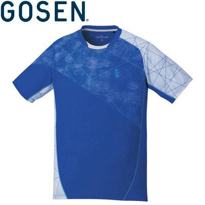 GOSEN ゴーセン UNI ゲームシャツ T1706 テニスウェア