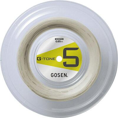 ゴーセン G-TONE_5_サーモンピンク_ロール BS0653SP