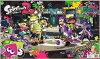 くろがねっと12周年祭スプラトゥーン2柄 デスクマット DM-18ST 任天堂 Nintendo Switch