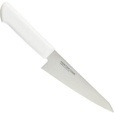 マスターコック 抗菌カラー庖丁 骨スキ MCHK-150 ホワイト