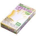 グローブマニア 食品加工・調理用 ポリエチレン手袋 外エンボス 2012 クリア Mサイズ(100枚入)