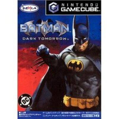 GC バットマン ダークトゥモロー GameCube NINTENDO GAMECUBE