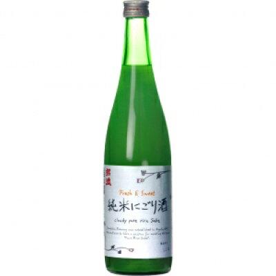 招徳 純米にごり酒 720ml